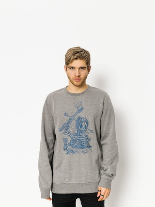 Bluza Element Grounded Crew (grey heather)