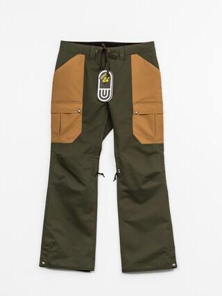 Spodnie snowboardowe Airblaster Freedom Cargo Pant (kombu green)