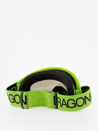 Gogle Dragon DX (green/dark smoke)