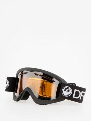 Gogle Dragon DXS (black/lumalens silver ion)