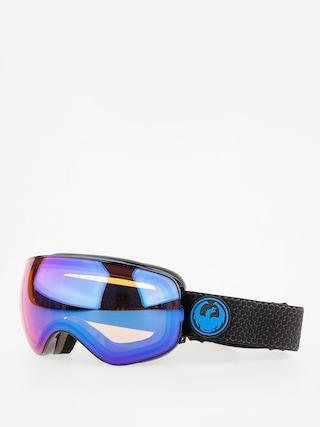 Gogle Dragon X2s (split/lumalens blue ion/l amber)