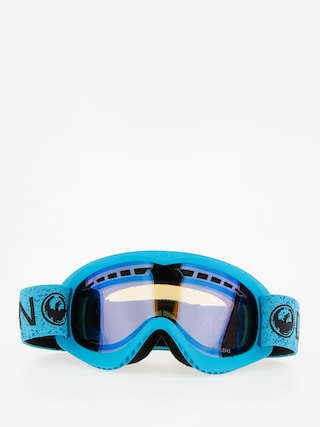 Gogle Dragon DXS (blue/lumalens flash blue)