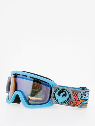 Gogle Dragon Lil D (lumalens flash blue)