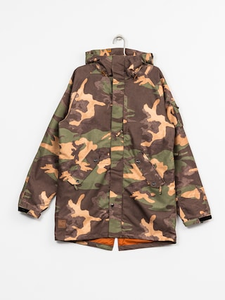 Kurtka snowboardowa ThirtyTwo Deep Creek (camo)