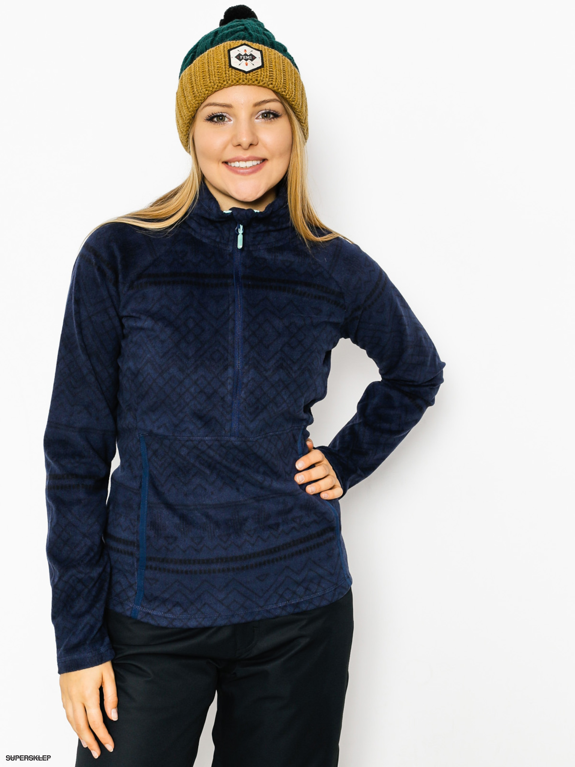Polar Roxy Cascade Wmn (asta layer dark navy)