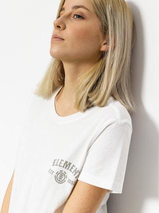 T-shirt Element Sport Crew Wmn (white)