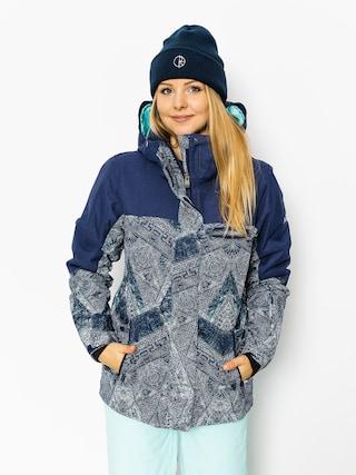 Kurtka snowboardowa Roxy Rx Jetty Blo Wmn (peacoat avoya)