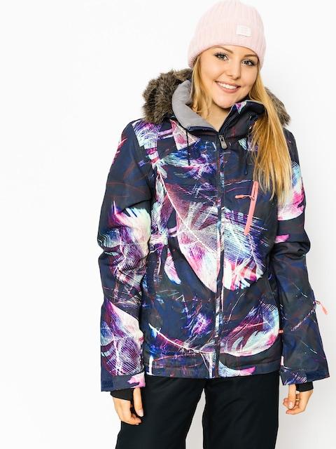Kurtka snowboardowa Roxy Jet Ski Prem Wmn (seamless feathers)