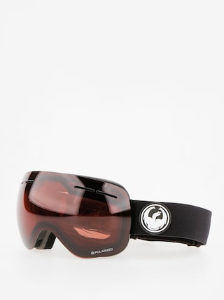 Gogle Dragon X1s (black/lumalens polarized)