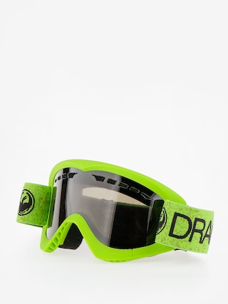 Gogle Dragon DXS (green/dark smoke)