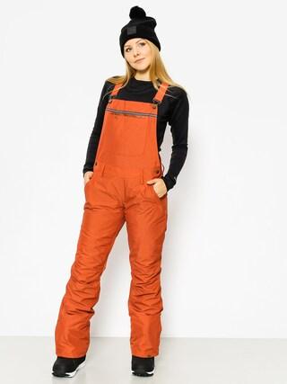 Spodnie snowboardowe Roxy Non Stop Bib Wmn (rooibos tea)