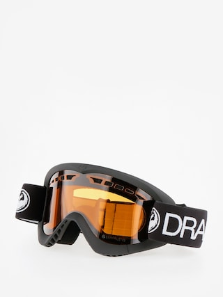Gogle Dragon DXS (black/llamber)