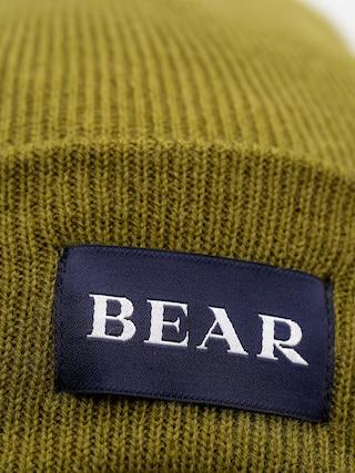 Czapka zimowa Bear HDWR Cursor (olive green)