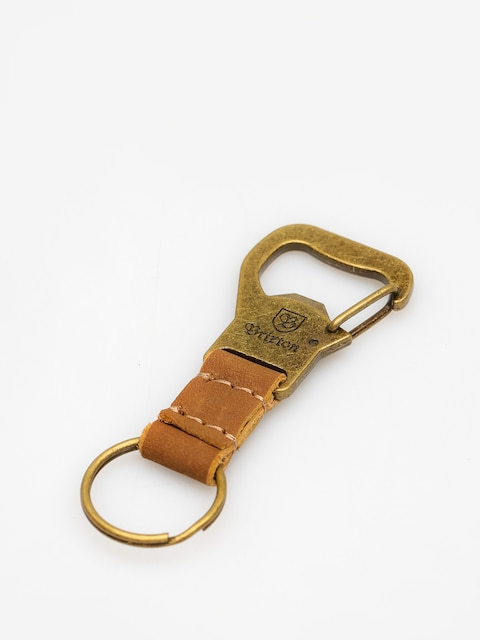 Breloczek Brixton Kassik Key Clip (antique bronze)