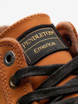 Buty Emerica Indicator High X Pendleton (brown/gum)