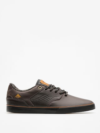 Buty Emerica The Reynolds Low Vulc (dark brown)