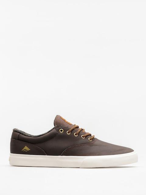 Buty Emerica Provost Slim Vulc (brown)