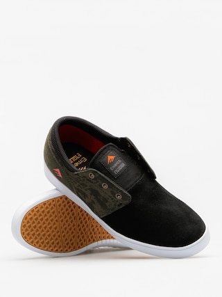 Buty Emerica The Figueroa (black/green/gum)