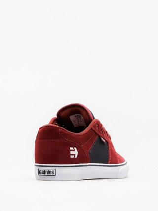 Buty Etnies Barge Ls (red/navy)