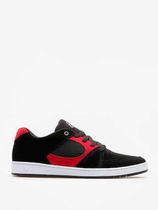 Buty Es Accel Slim (black/red/white)