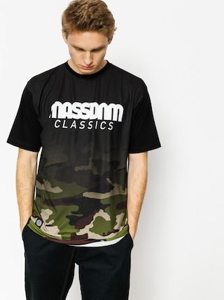 T-shirt MassDnm Eclipse (black)