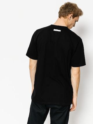 T-shirt MassDnm Eclipse (black)