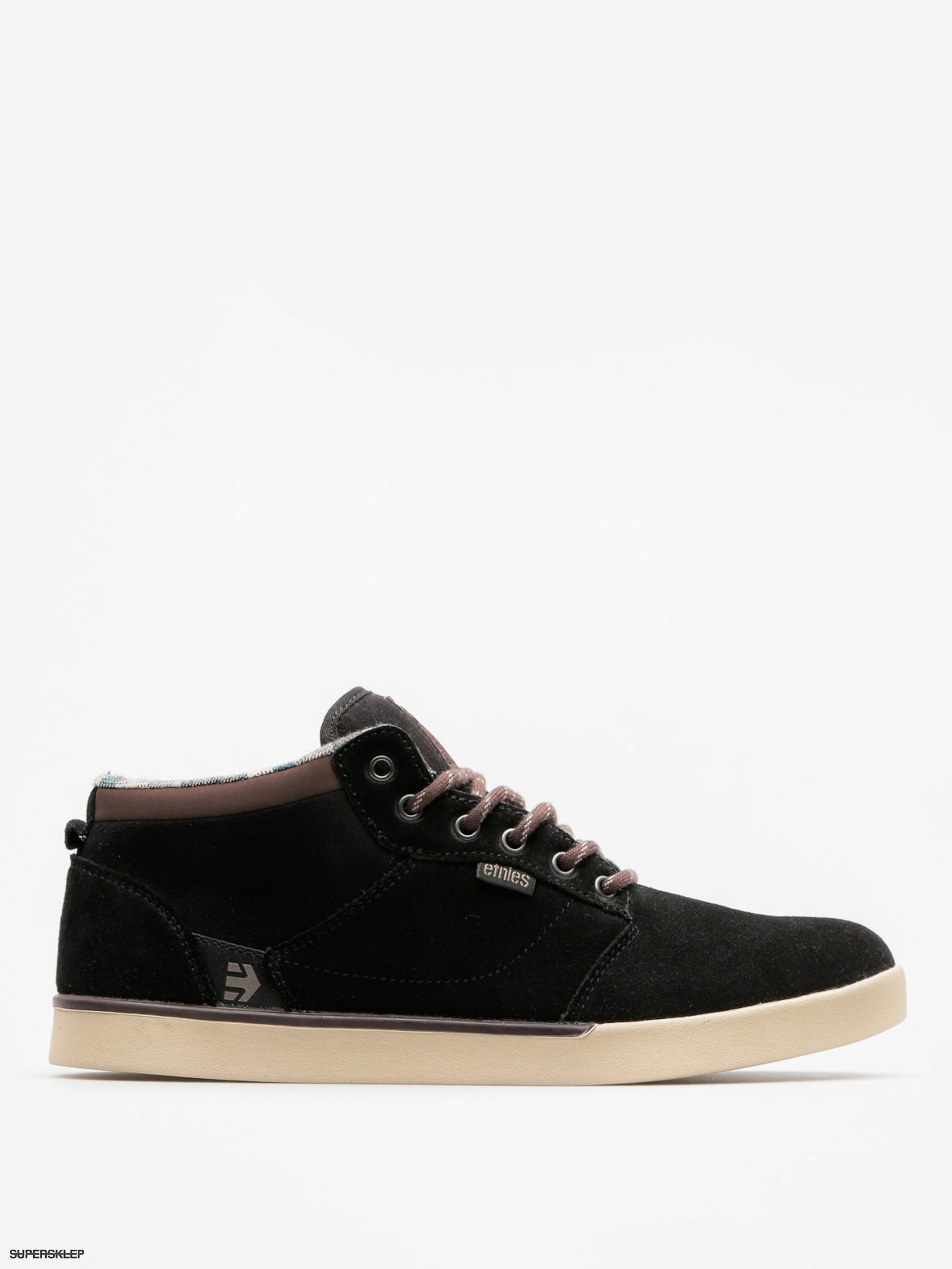 Buty zimowe Etnies Jefferson Mid (black/brown)
