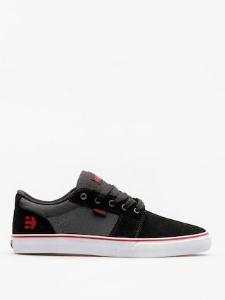 Buty Etnies Barge Ls (black/dark grey)