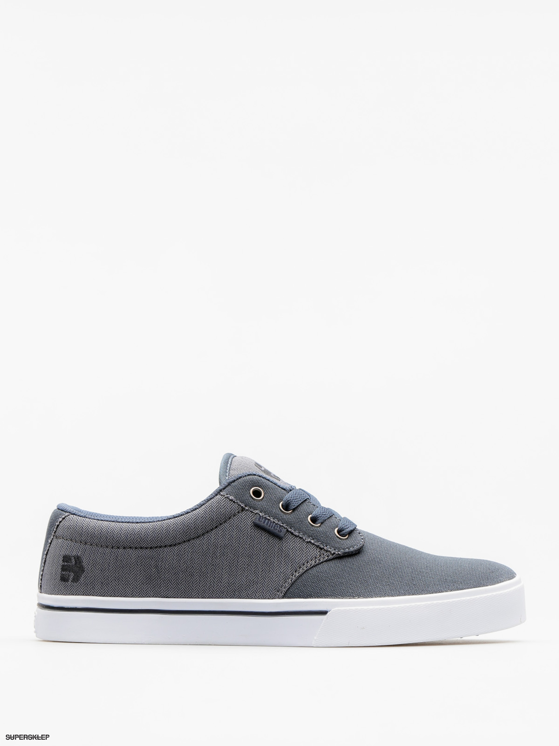 6159288f899451 Buty Etnies Jameson 2 Eco (grey black silver)