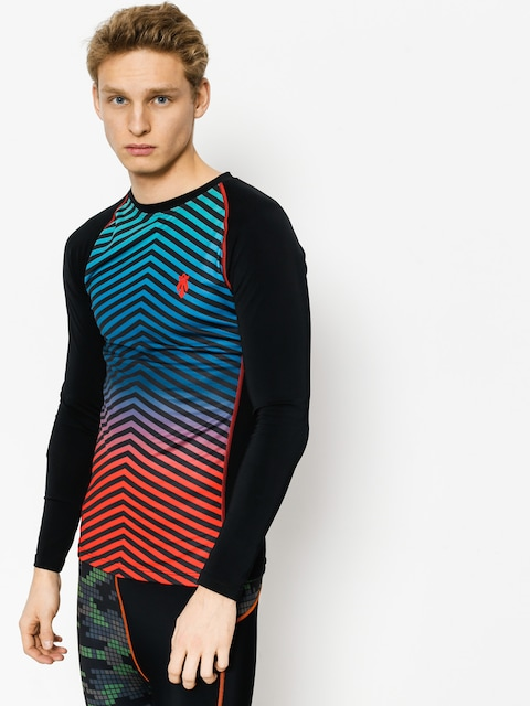 Longsleeve Majesty Shelter Base Layer Top (gradient)