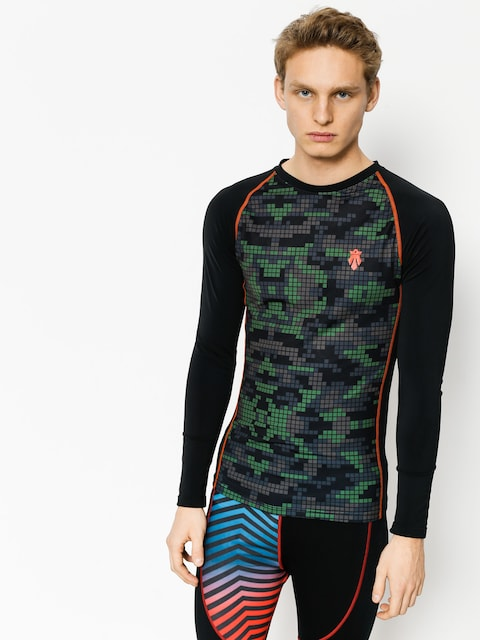 Longsleeve Majesty Shelter Base Layer Top (digicamo)