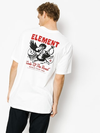 T-shirt Element Hatch (optic white)