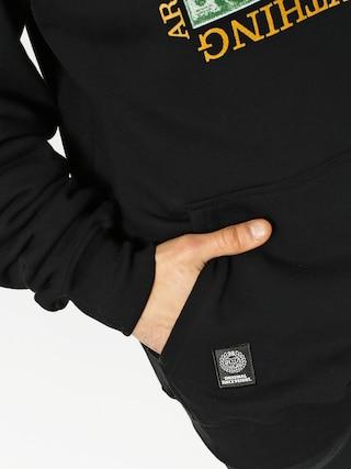 Bluza z kapturem MassDnm Cream HD (black)
