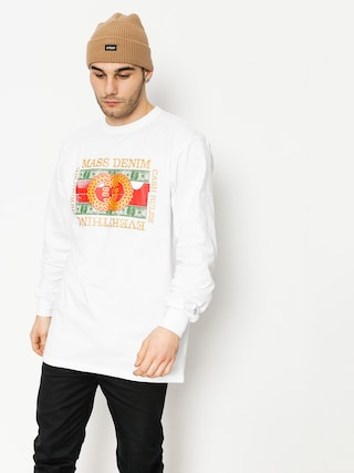Longsleeve MassDnm Cream (white)