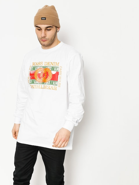 Longsleeve MassDnm Cream