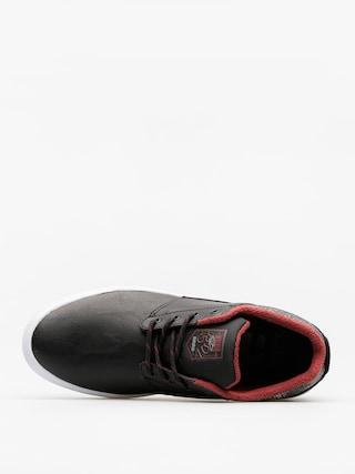 Buty Etnies Jameson Mtw (black/grey/red)