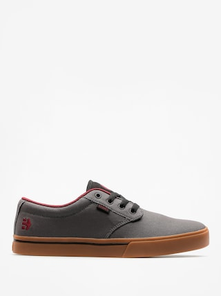 Buty Etnies Jameson 2 Eco (grey/gum/red)