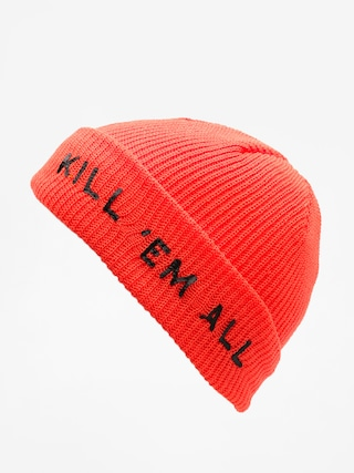 Czapka zimowa Emerica Kill Em All Cuff Beanie (orange)