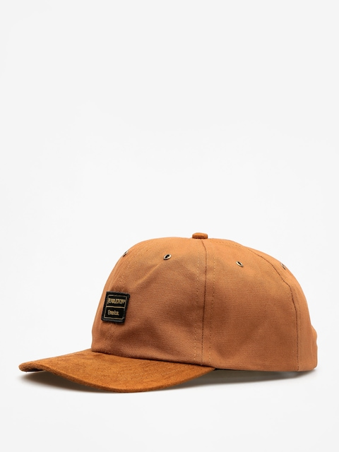Czapka z daszkiem Emerica Pendleton 6 Panel ZD (copper)