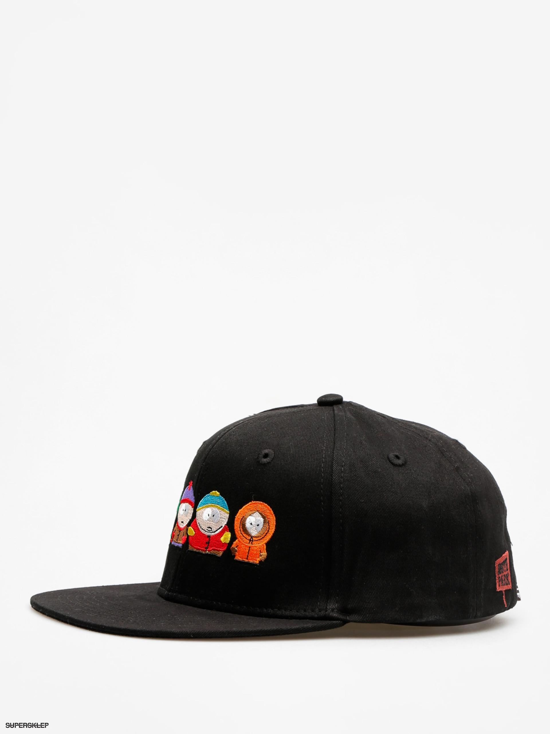 992338619f9 Czapka z daszkiem HUF Sp Kids ZD (black)