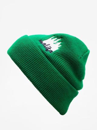 Czapka zimowa Malita Forest (green)