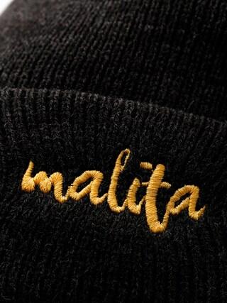 Czapka zimowa Malita Malita (heather grey/gold)