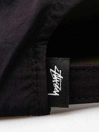 Czapka z daszkiem Stussy Stock Label Strapback ZD (black)