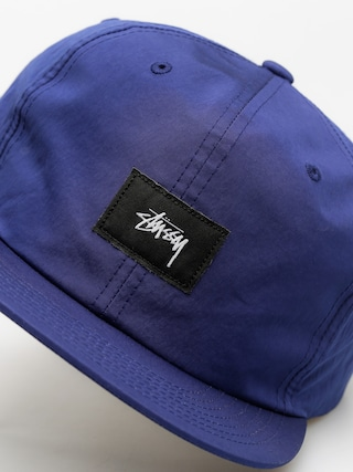 Czapka z daszkiem Stussy Stock Label Strapback ZD (navy)