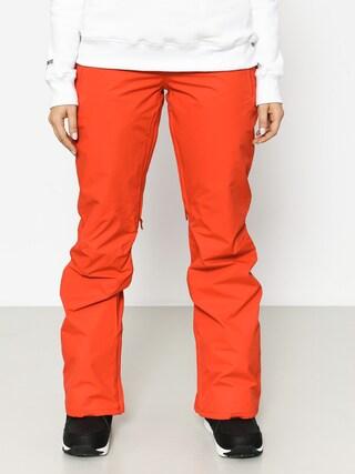 Spodnie snowboardowe Burton Society Wmn (fiery red)