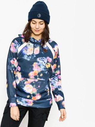 Bluza z kapturem Burton Heron HD Wmn (prism floral)