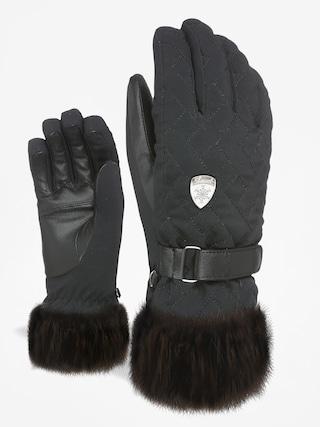 Rękawice Level Chanelle Wmn (black)