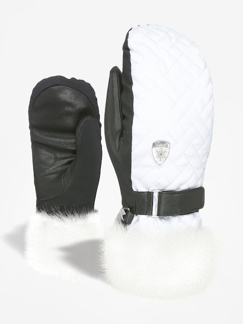 Rękawice Level Chanelle Mitt Wmn (white)