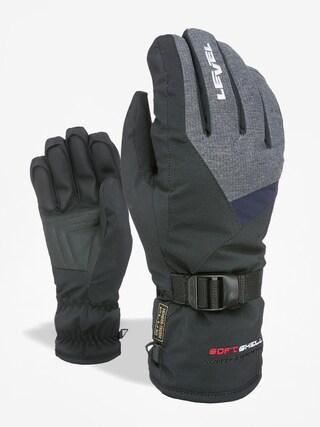 Rękawice Level Hero (black/grey)