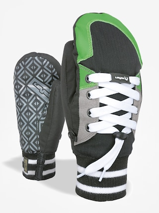 Rękawice Level Sneaker Jr Mitt (green)